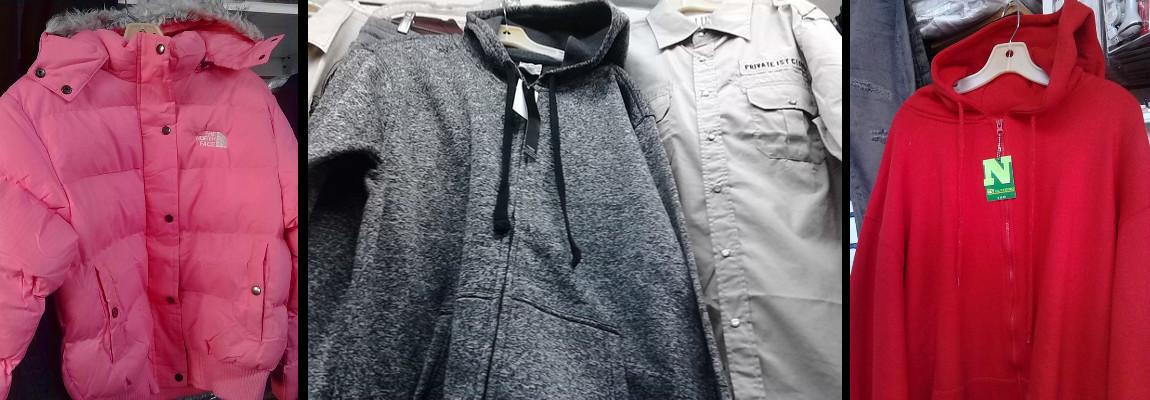 Hoodies, Sweaters & More!